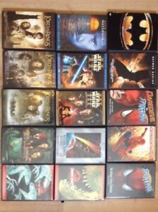 Assorted movies