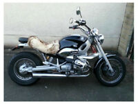 BMW R1200C Cruiser Custom & £1000's extras Low Miles Independant