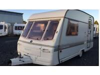 Caravan swift 2berth for swap