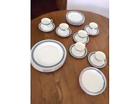 Royal Doulton eastbrook china x 6 setting dinner set