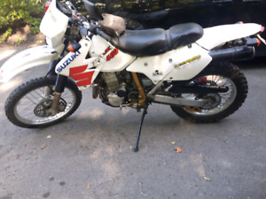 Suzuki DRZ 2004 (semi-route/Trail)