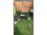 Ram h 100 2 stroke (needs rewiring) easy fox for somone that has the time