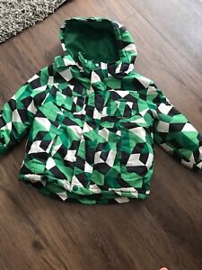 Toddler boys winter coat 3T