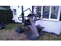 Rotex 600 Rotex Technogym + XT Pro 600 Rotex Cross Trainer Cross Trainer Gym Exercise bike