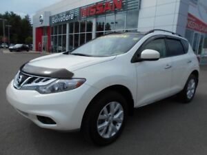 2012 Nissan Murano SV AWD TOIT PANORAMIQUE