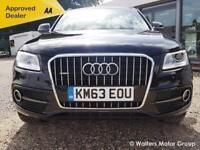 2013 (63) Audi Q5 2.0 Tdi Quattro S Line Automatic 5dr