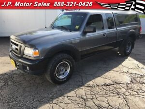 2007 Ford Ranger Extended Cab, Automatic, 4x4