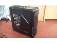 Gaming PC i5 Water Cooled, GTX 670