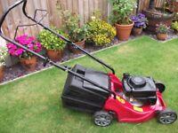 Mountfield HP 414 petrol push mower
