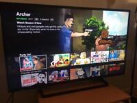 """42"""" 1080p LCD Panasonic TV"""