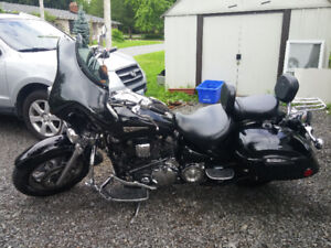 2007 Yamaha Roadstar Midnight Silverado