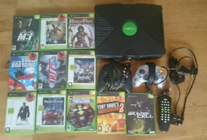 - Xbox - Collection of Classic Xbox