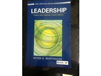 Leadership, Theory and Practice