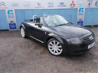 Part ex Direct offers for sale this stunning Audi TT Convertible with full service history !!