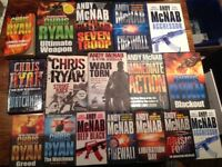 Andy McNab/Chris Ryan Bundle
