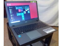 Acer E15. Intel i3 - Excellent Condition.