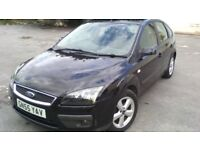 FORD FOCUS 2006 1.6 ZETEC CLIMATE, MOT MAY 2018.