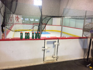 Global Synthetic Ice and Boards  (used by NHL pros)