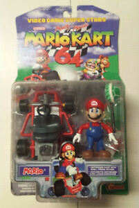 Extremely Rare Mario Kart 64 Action Figure