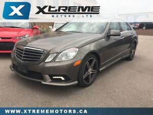 2010 Mercedes-Benz E-Class 350/ Panoramic Roof/ Navigation/ Back