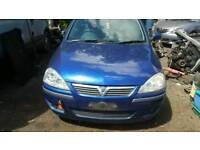 Vauxhall corsa 1.3 diesel 2004 reg breaking for parts