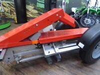 OZI fold away Bike trailer motocross KTM suzuki kawasaki honda