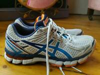 ASICS Running Trainers. Size 6. Brand new