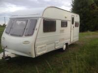 Avondale highlight 505LE 1996 caravan