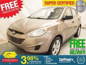 2012 Hyundai Tucson GL *Warranty*