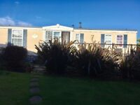 Atlas static caravan, 2 bedroom sited on private caravan site in Blackhall, Co Durham.