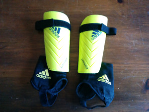 Shin & ankle guards - youth (med)