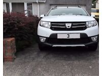 Dacia Sandero Stepway 0.9 Tce Laureate 5Dr Petrol (full size spare wheel & electric rear windows)