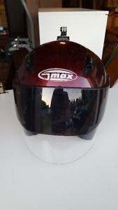 JMax Open Faced Helmet