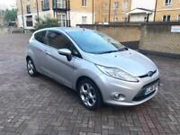 Ford Fiesta 1.25 Zetec - HPI clear - Low Miles - New shape