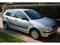 Volkswagen Polo 1.4 Twist 2004 5 door car for sale