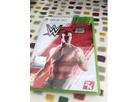 WWE 2k15-Xbox 360