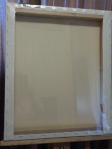 Artist Quality Stretched Canvases - Various Sizes