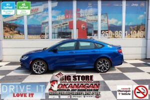 2016 Chrysler 200 S, No-Accidents, LOADED!!!