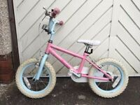 Fairies 14 inch kids bike £20