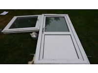 Door and Window Set - Good condition