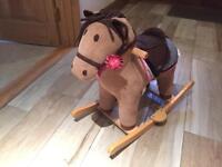 JoJo Maman rocking horse
