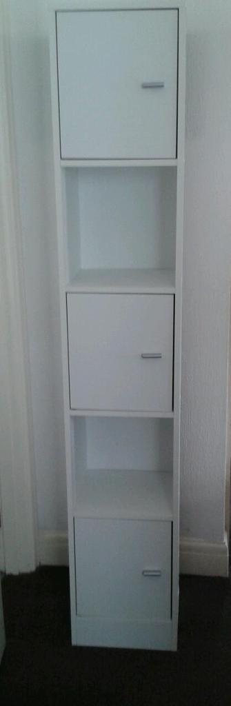 Bathroom Cabinets Gumtree tall bathroom cabinet   in plymouth, devon   gumtree