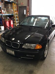 2001 BMW 330i M Package