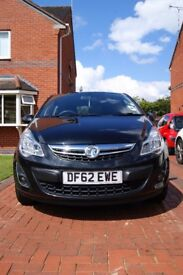 Vauxhall Corsa 1.2i Active Hatchback 3d. Very low miles. Excellent Condition