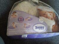 **Nursing Baby Boppy Pillow**
