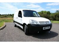 2007 1.6 HDI Citroen Berlingo, 80k miles, 2 keys, PSV, serviced