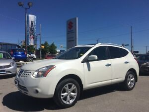 2010 Nissan Rogue SL AWD ~Power Heated Leather ~Power Sunroof