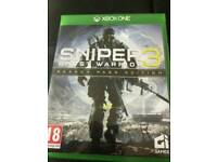 Sniper ghost warrior 3 on xbox one