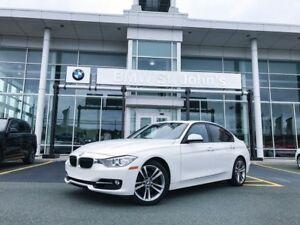 2013 BMW 328 xDrive Sedan Sport Line