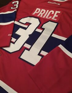 Carey Price Jersey New with tags